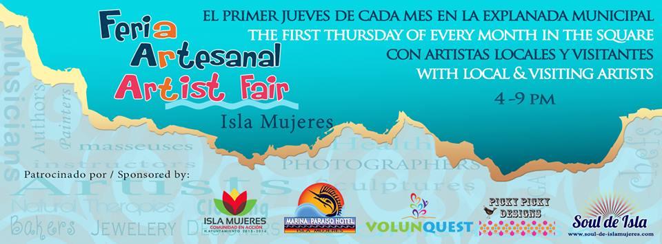 Artist Fair We Move Forward Women's Conference Retreat Isla Mujeres Mexico