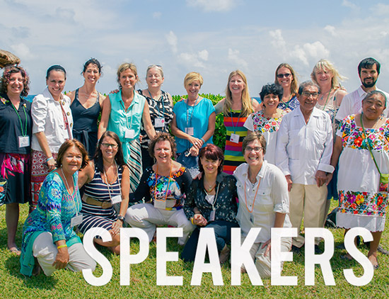 We Move Forward Women's Conference Speakers Isla Mujeres Mexico