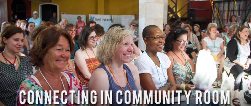 We Move Forward Women's Conference Retreat Isla Mujeres Mexico