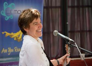 Lisa Koch We Move Forward Women's Conference Retreat Isla Mujeres Mexico