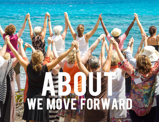 We Move Forward Women's Conference Retreat Isla Mujeres Mexico
